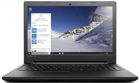 """Ноутбук Lenovo IdeaPad 110-15IBR 15.6"""" 1366x768 Intel Celeron-N3060 80T7003RRK"""
