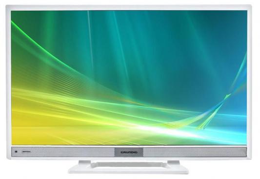Телевизор Grundig 28VLE4500WM белый