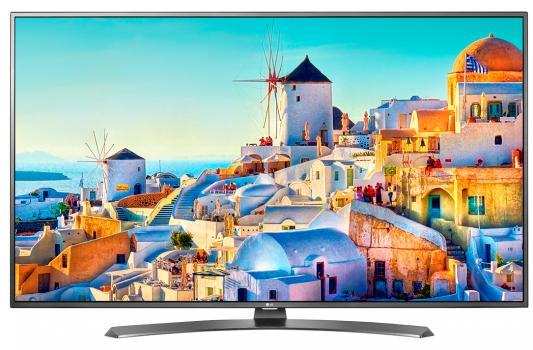 Телевизор LG 55UH671V черный