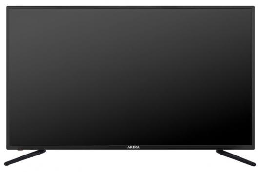 Телевизор Akira 40LED01T2M черный