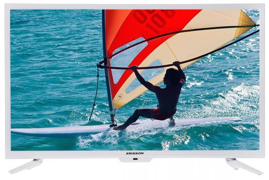 Телевизор Erisson 32LES78T2 W белый erisson 22lee30t2