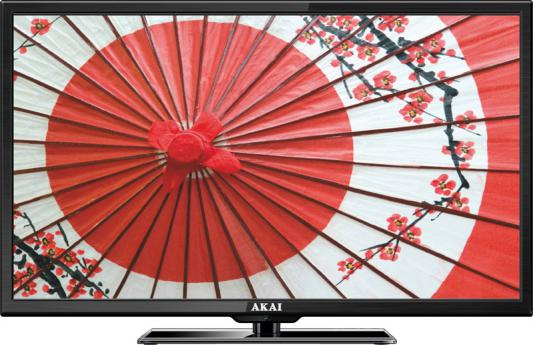 Телевизор Akai LEA-32L42GS черный