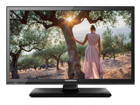 Телевизор Thomson T24E20DH-01B черный