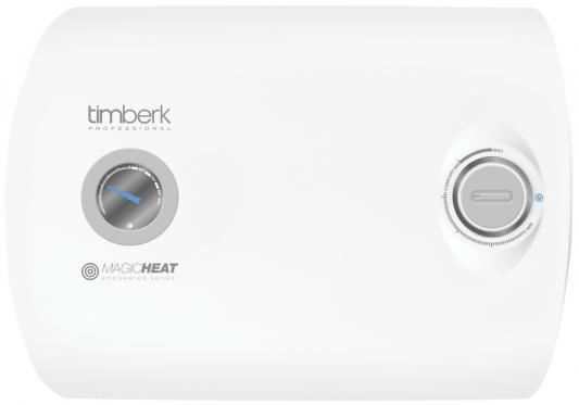 Водонагреватель накопительный Timberk SWH RE4 80 VH 80л 2кВт белый