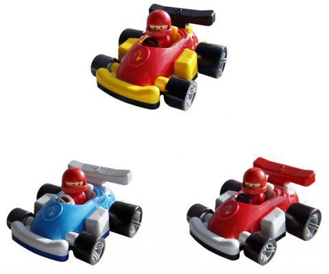 Автомобиль Форма «Детский сад» Молния цвет в ассортименте в ассортименте С-149-Ф автомобиль полесье жук цвет в ассортименте в ассортименте 780