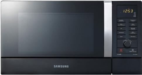 СВЧ Samsung CE-107MNR-B СВЧ конв. 900 Вт чёрный
