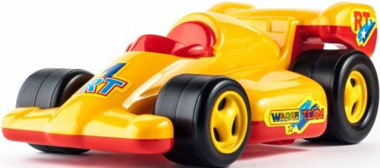 все цены на Автомобиль Полесье Формула гоночный желтый