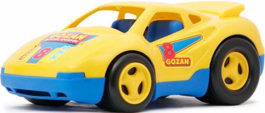 Автомобиль Полесье Ралли гоночный желтый 8954