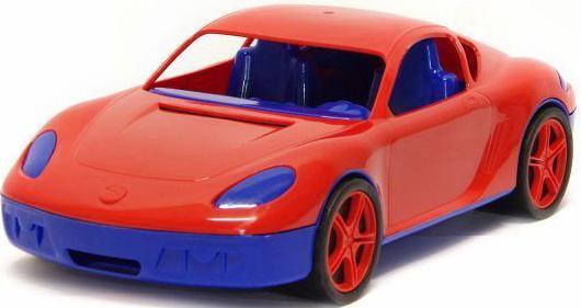 Машина Каролина Молния в асс-те 40-0014