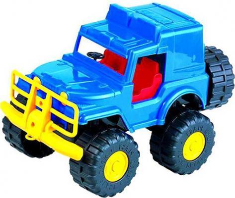 Автомобиль Нордпласт Джип синий 137
