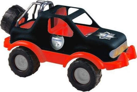 Автомобиль zebratoys Джип черный 15-10392