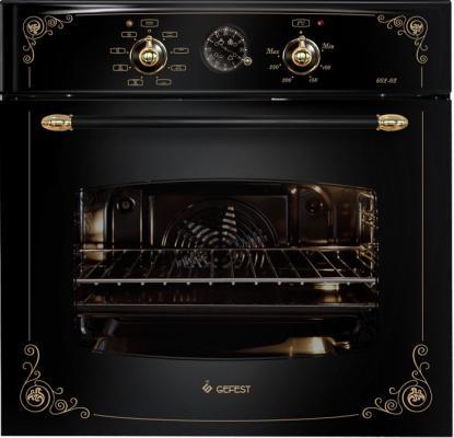 Электрический шкаф Gefest ДА 602-02 К73 черный электрический шкаф gefest 602 02 белый