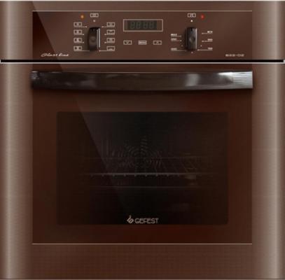 Электрический шкаф Gefest ДА 622-02 К коричневый 370945
