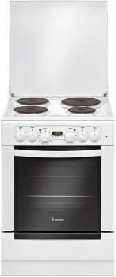 Электрическая плита Gefest ЭПНД 6140-03 белый цена и фото