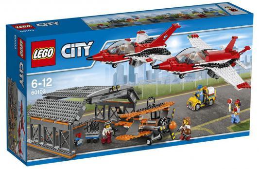 Конструктор Lego City: Авиашоу 670 элементов 60103