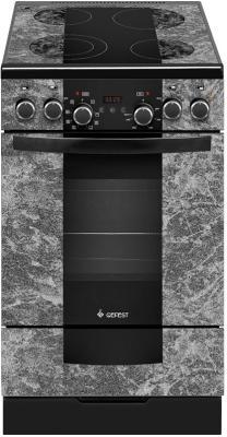 Электрическая плита Gefest 5560-03 0043 серый