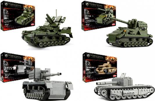 Конструктор Zormaer World of Tanks 6438240653023 в асс-те 1