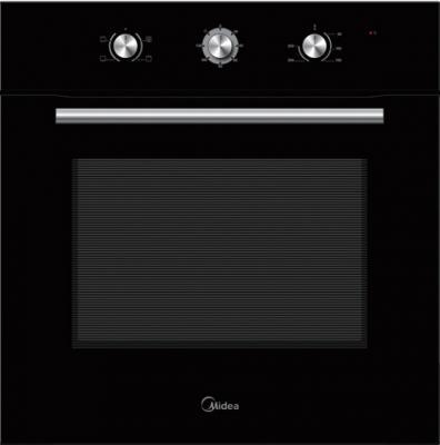 Электрический шкаф Midea 65CME10004 черный обогреватель midea ntg20 10f1