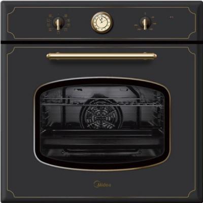 Электрический шкаф Midea 65DME40119 черный midea q406gfd an