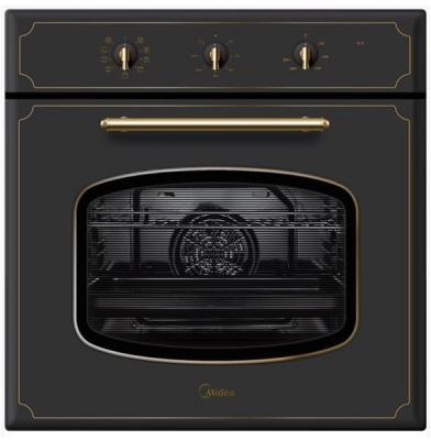 Электрический шкаф Midea 65DME40020 черный электрический шкаф midea 65dee30006 серебристый