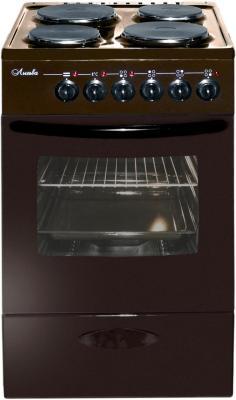 Электрическая плита lzbt ЭП 403 МС черный