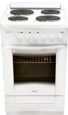 Электрическая плита Лысьва ЭП 411 М2С белый