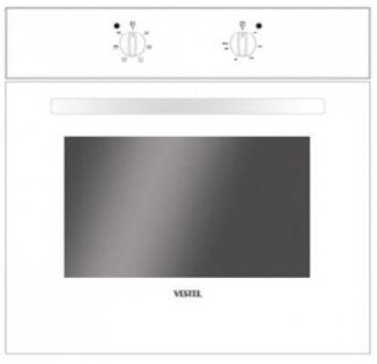 Электрический шкаф Vestel VOE66W белый vestel vdg 30 s2