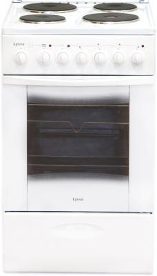 Электрическая плита Лысьва ЭП 4/1э3р3 М2С белый