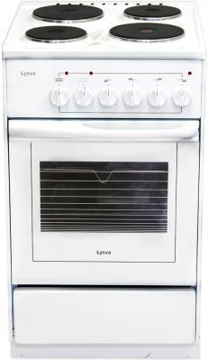 Электрическая плита Лысьва ЭП 4/1э03 М2С белый