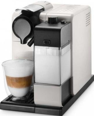 Кофемашина DeLonghi Nespresso EN550W белый delonghi nespresso en80 pbl