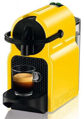 Кофемашина DeLonghi Nespresso EN80YE желтый