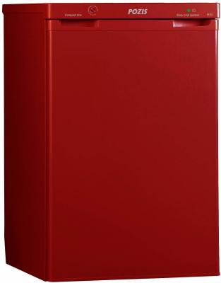 Холодильник Pozis RS-411 красный холодильник pozis rs 411 графитовый