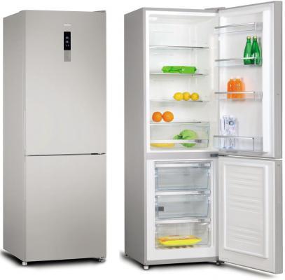 Холодильник Hansa FK321.4DFX серебристый