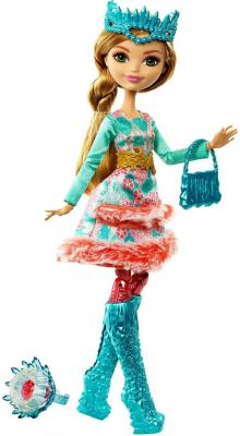 Кукла Ever After High Заколдованная зима 26 см DKR62 в ассортименте ever after high кукла заколдованная зима брайер бьюти дочь спящей красавицы