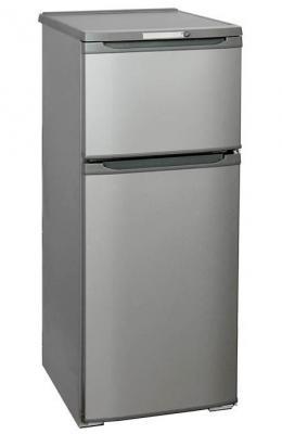 Холодильник Бирюса M122 серебристый