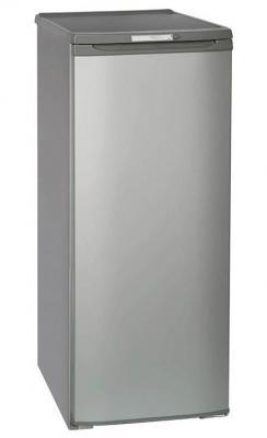 лучшая цена Холодильник Бирюса M110 серебристый