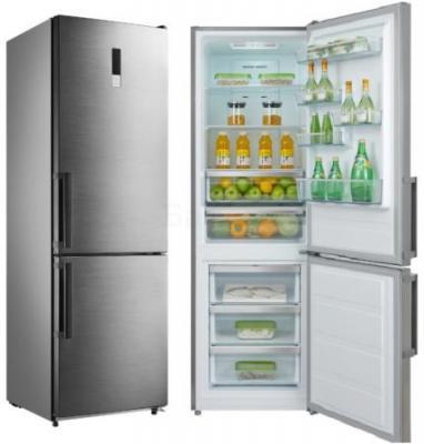 Холодильник DON R R-324 NG серебристый