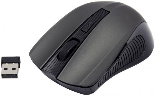 лучшая цена Мышь беспроводная Sven RX-345 серый USB