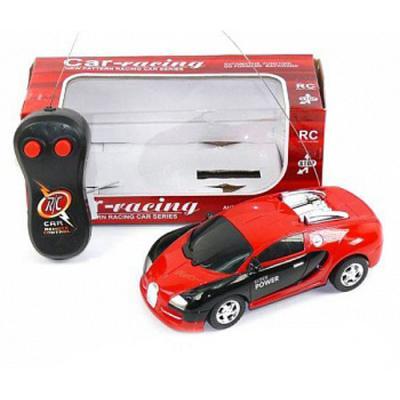 Машинка на радиоуправлении Shantou Gepai 6927078235421 пластик от 3 лет красный