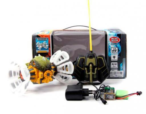Машинка на радиоуправлении Shantou Gepai 9509 пластик от 3 лет разноцветный 6940519495093