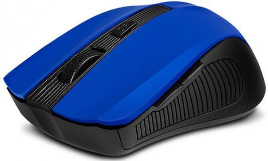 все цены на Мышь беспроводная Sven RX-345 синий USB онлайн