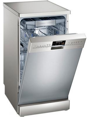 Посудомоечная машина Siemens SR26T898RU серебристый