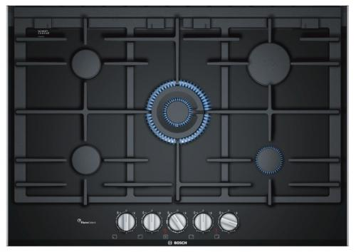 Варочная панель газовая Bosch PRR7A6D70 черный bosch prp 6 a6 n 70 r