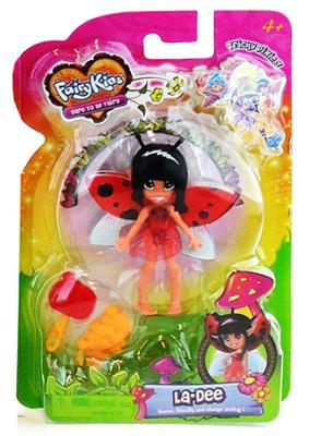 Кукла Fairykins Фея Цветущего Луга: Ла-ди 9 см