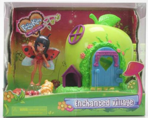 Игровой набор FairyKins Фея Ла-ди и Яблочный Домик 3 предмета  84208-2