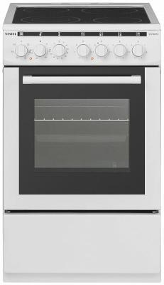 Электрическая плита Vestel VC V56WTD белый цена 2017