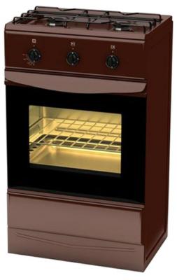 Газовая плита TERRA SH 12.120-04 коричневый
