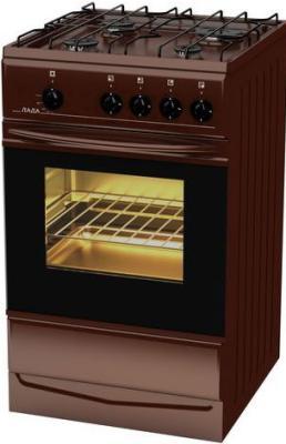 Газовая плита Terra SH 14.120-03 Br коричневый