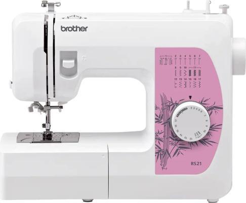 Швейная машина Brother RS-21 белый цена