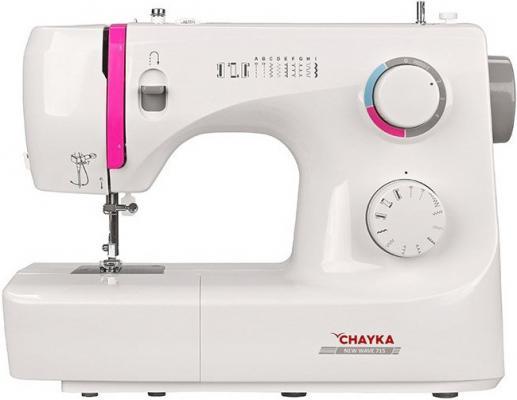 Швейная машина Chayka NewWave 715 белый